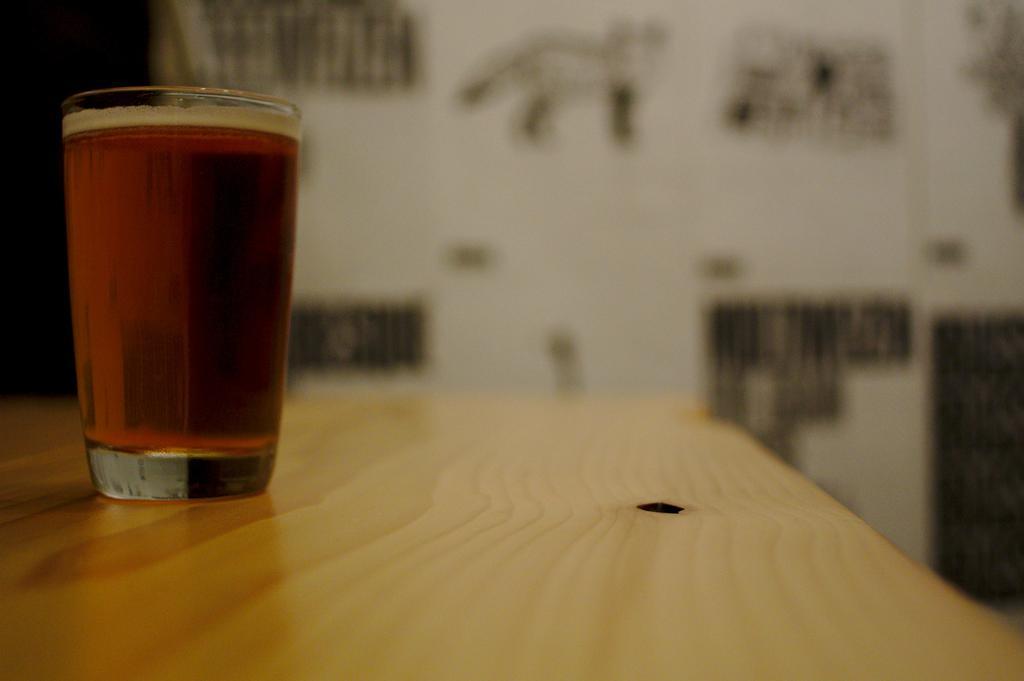 Zátiší v Brassneck Brewery