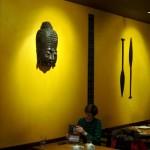 Výzdoba restaurace