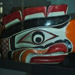 Tradiční masky pro rituální tance