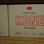 FIltry na kafe - podstatná drobnost