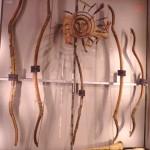 Zbraně původních obyvatel - zde z oboru lukostřelby