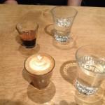 Káva v akci