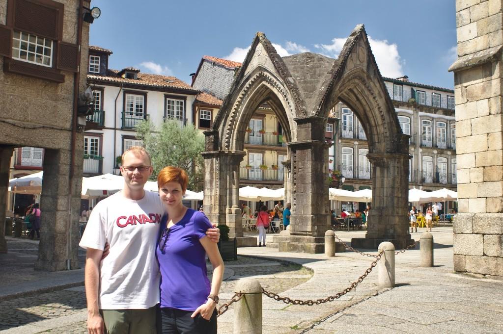 Guimaraes - Portugalsko
