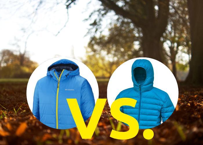 #Recenze: Péřovka Warmpeace Nordvik vs. Columbia Go to Hooded Jacket #bundy