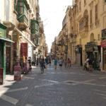 Hlavní ulice Triq-Il Repubblika
