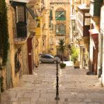 Další malebné uličky Valletty