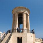 Památník obětem druhé světové války ve Vallettě