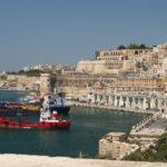 Hlavní přístav Valletta