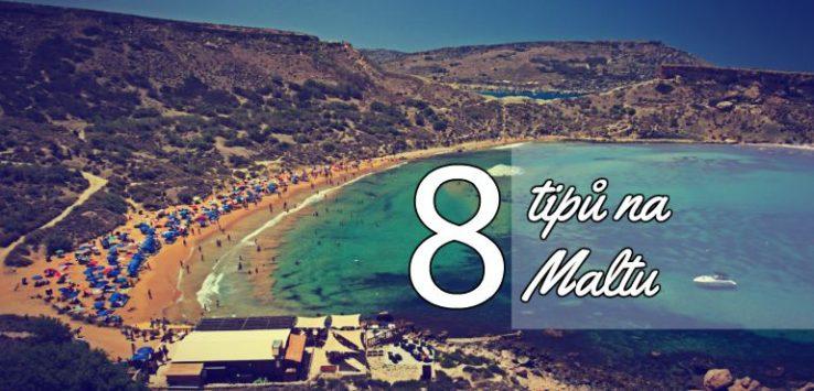 8 tipů na Maltu