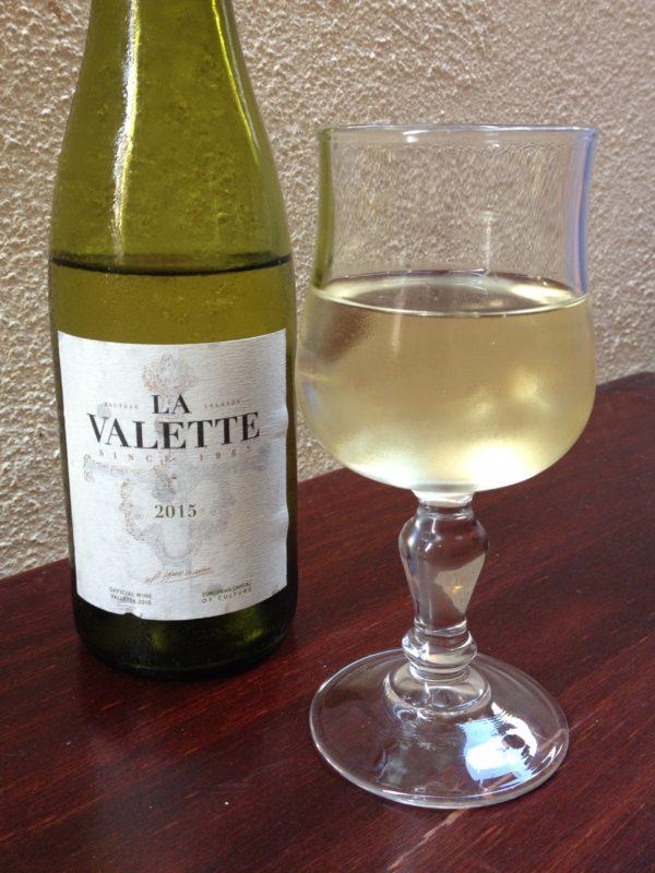 maltské víno
