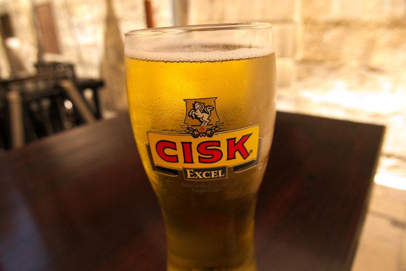 Cisk - maltský ležák