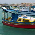 Další typ loďky malta marsaxlokk