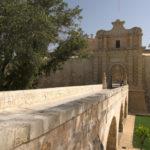 Hlavní brána Mdina