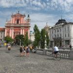 Trojmostí Lublaň