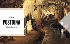 Slovinsko Postojna