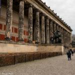 Altes Museum - zblízka