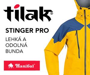 Tilak Stinger - česká kvalita