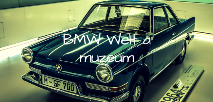 BMW Welt a BMW muzeum