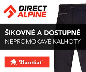 Kalhoty Direct Alpine
