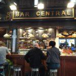 V bar Central vám připraví výborné mořské plody