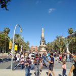 Cesta k Sagrada Familia